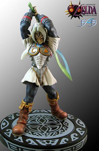 Fierce Deity Link Statue