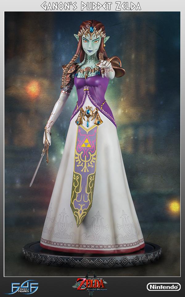 Ganon's Puppet Zelda Statue