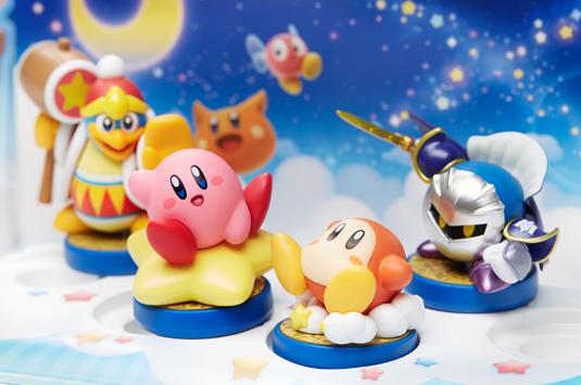 Kirby Amiibo Diorama 1