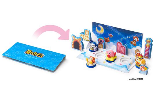 Kirby Amiibo Diorama 2