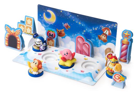 Kirby Amiibo Diorama 3
