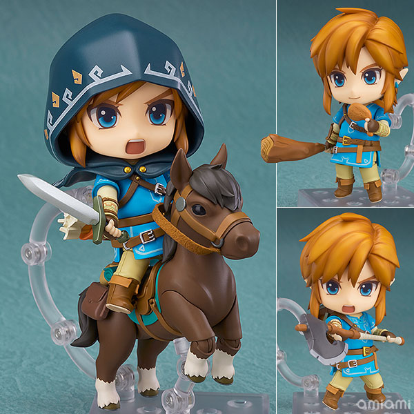 Link Breath of the Wild Nendoroid Good Smile Company