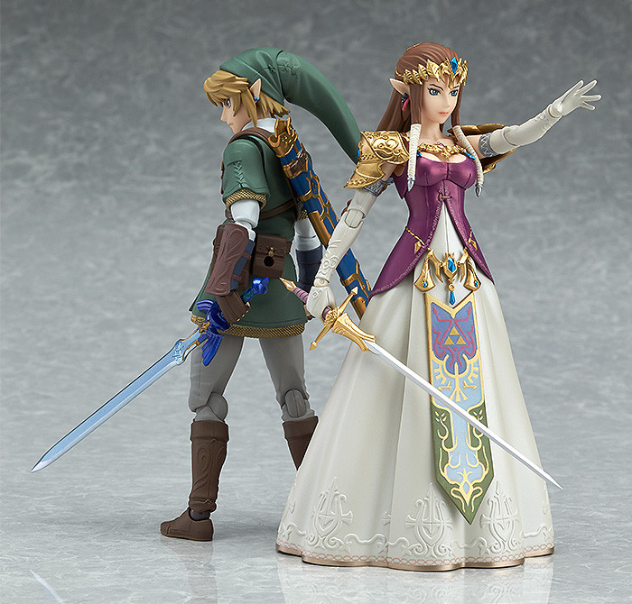 Princess Zelda Twilight Princess Figma Good Smile Company