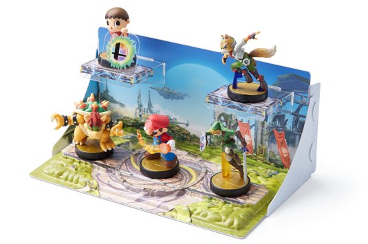 Smash Bros. Diorama 3