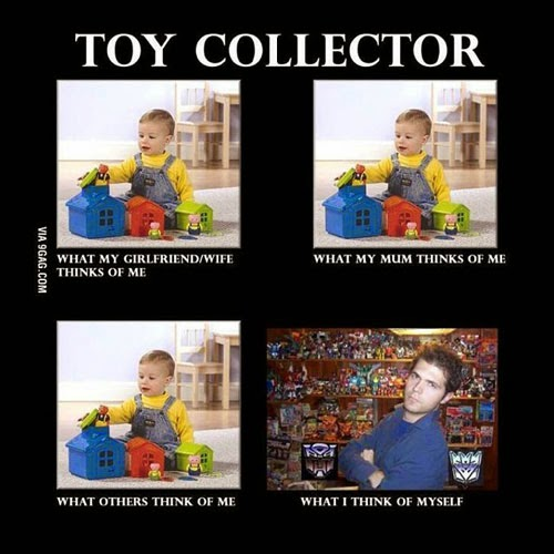 TOY-COLLECTOR Stereotypes