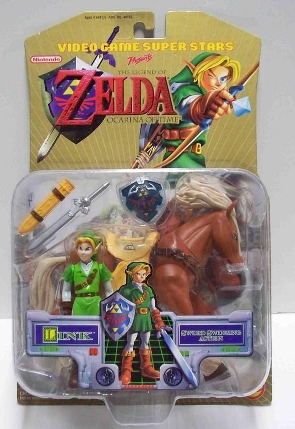 Toybiz Link Figure