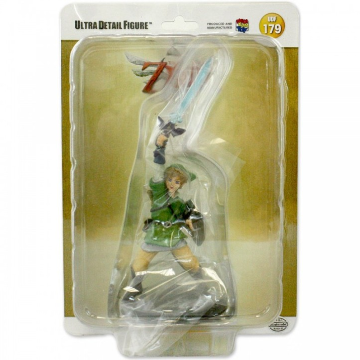 Ultra Detail Figure Skyward Sword Link