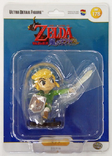 Ultra Detail Figure Wind Waker Link