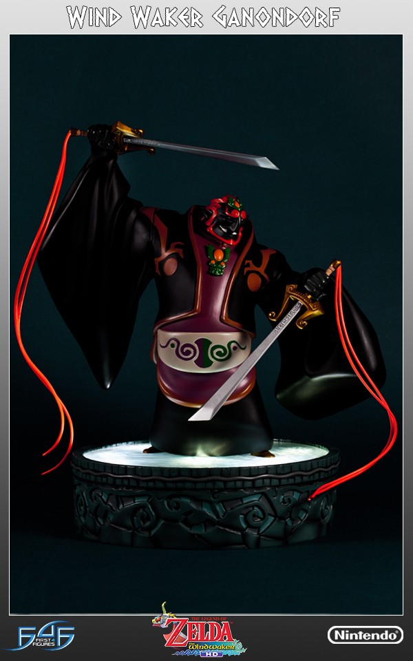 Wind Waker Ganondorf Exclusive Statue