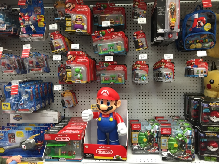 World of Nintendo at Toys R Us