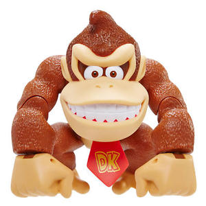 World of Nintendo Donkey Kong 6 Inch