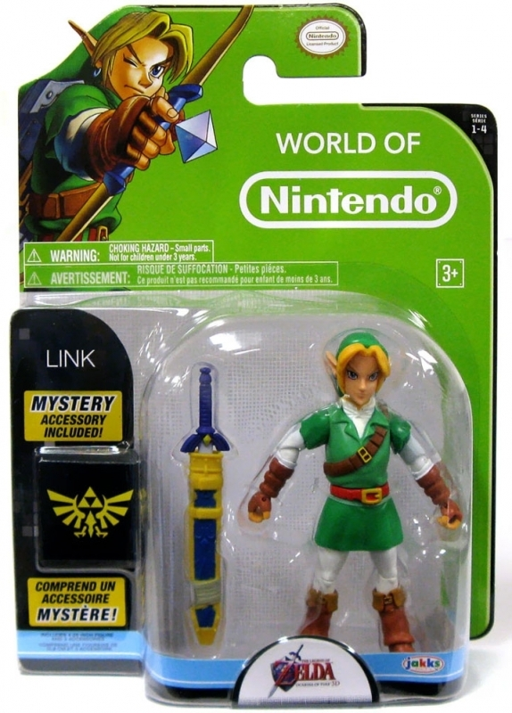 World of Nintendo Link Ocarina of Time
