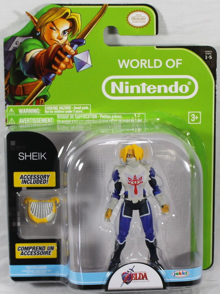 World of Nintendo Sheik