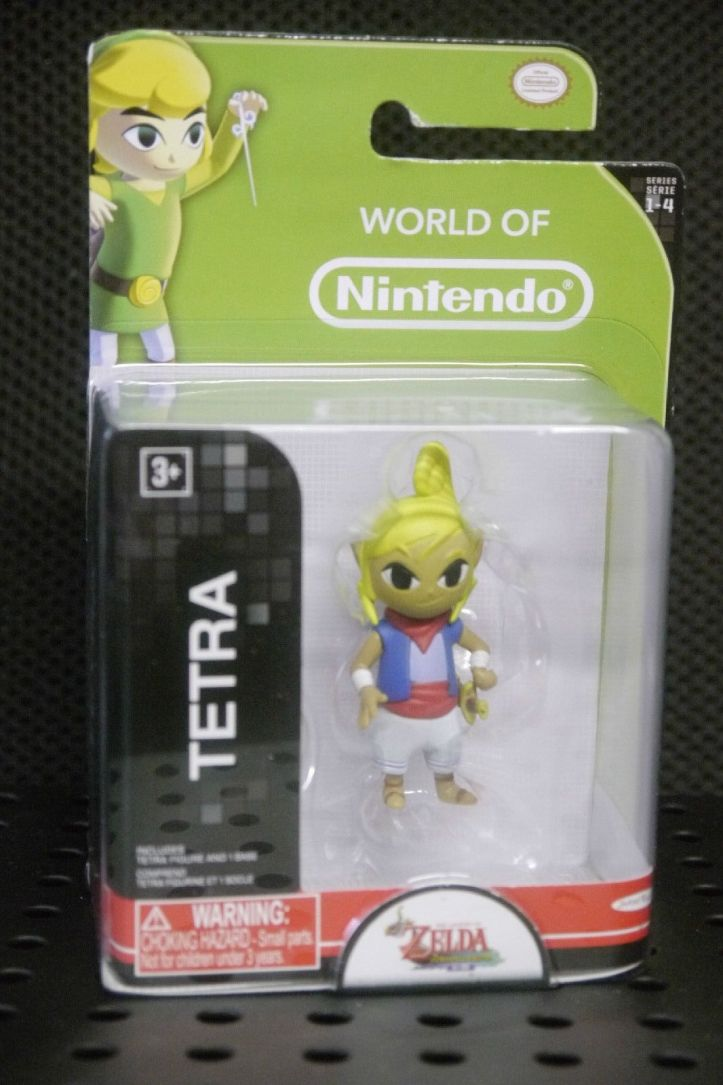 World of Nintendo Tetra