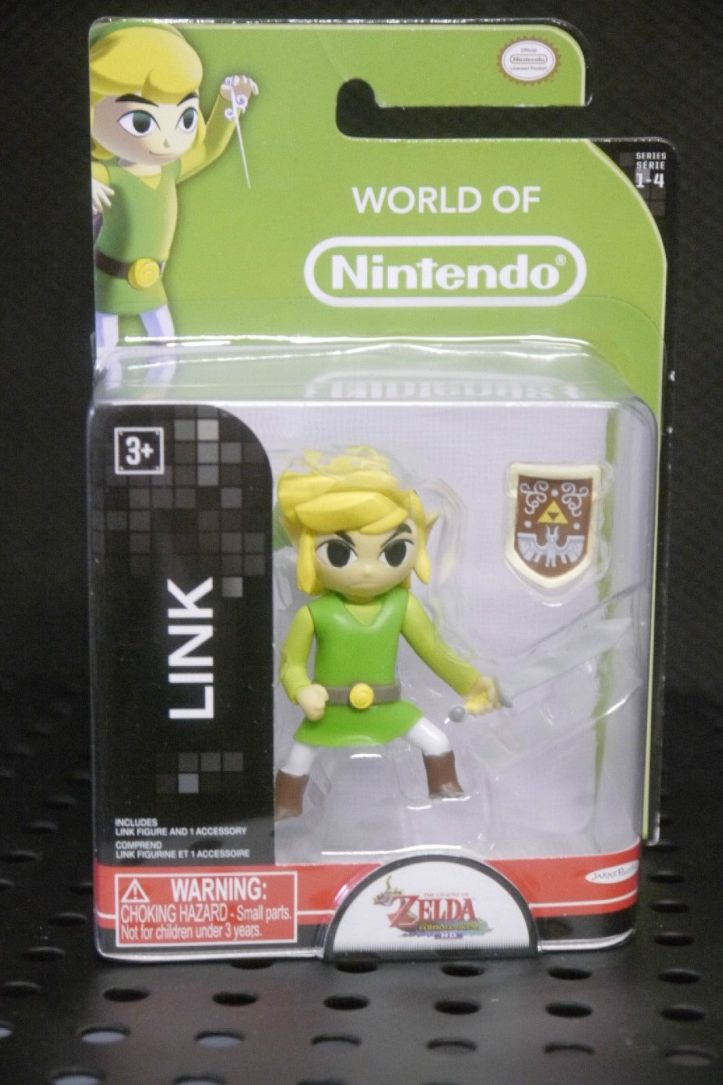World of Nintendo Toon Link
