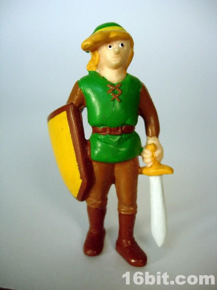 Zelda II Link Figure