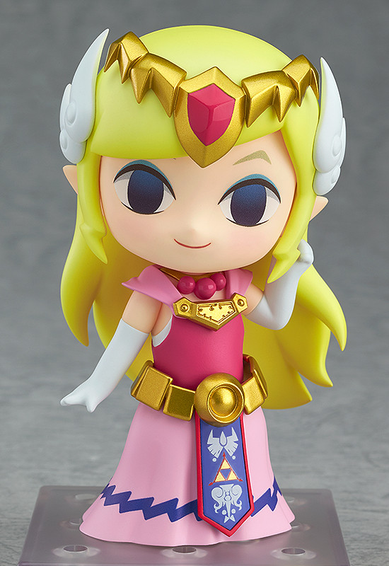 Zelda Nendoroid 1