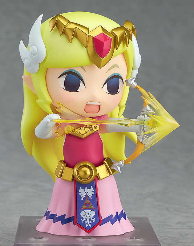 Zelda Nendoroid with Light Arrow