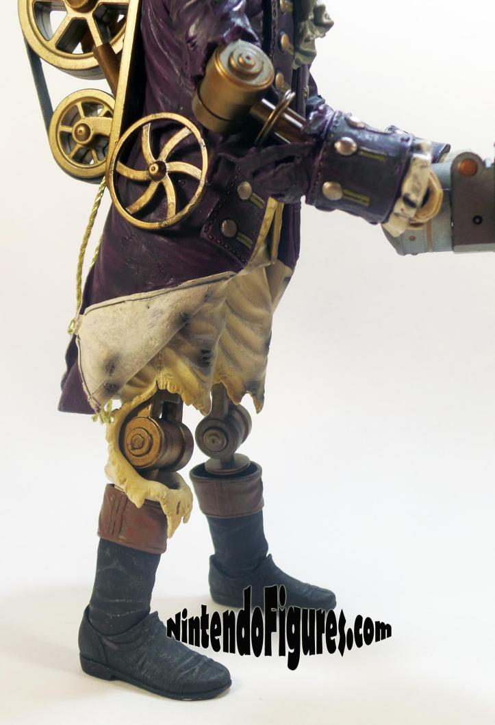 Motorized Patriot Figure Bioshock Infinite Neca Concept Figure Legs