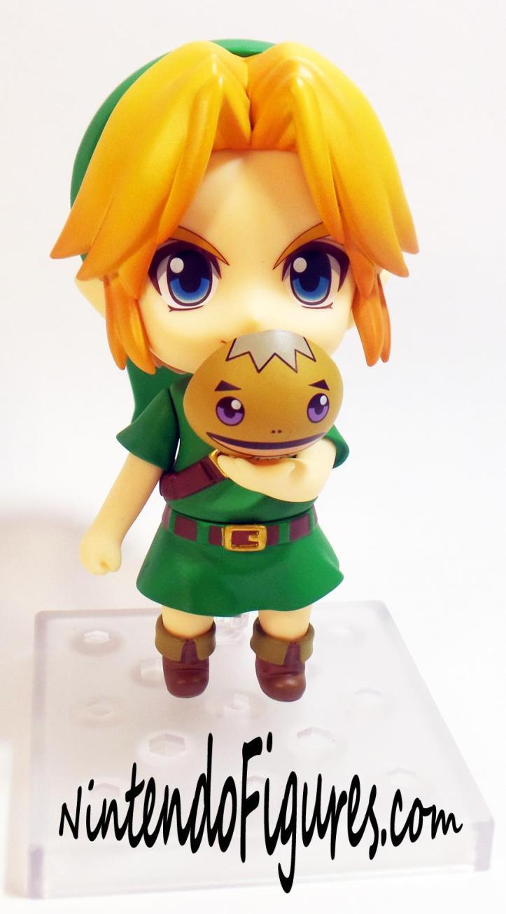 Majora's Mask Link Nendoroid Goron Mask