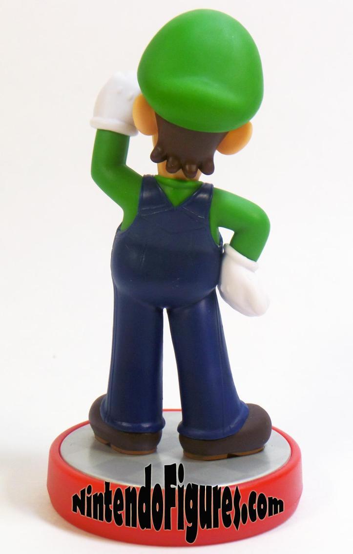 Super Mario Luigi Amiibo