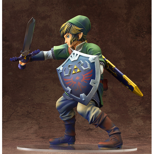 Max Factory Link Skyward Sword Statue 2