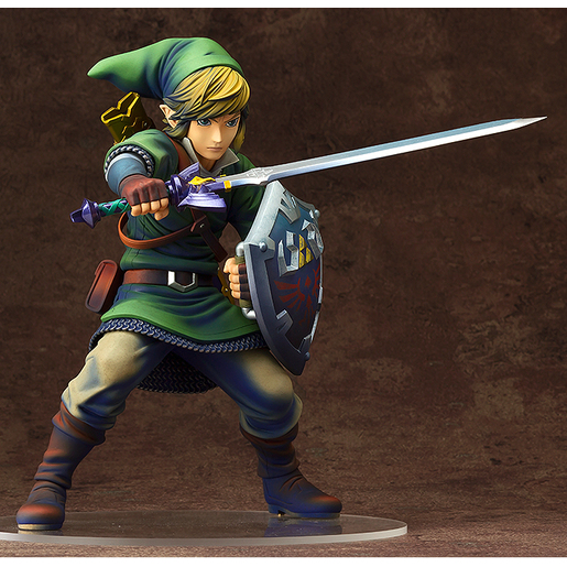 Max Factory Link Skyward Sword Statue