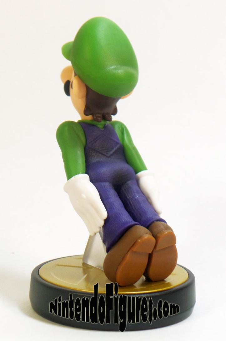 Super Smash Brothers Luigi Amiibo