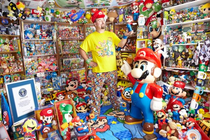 Video Game Memorobilia Museum