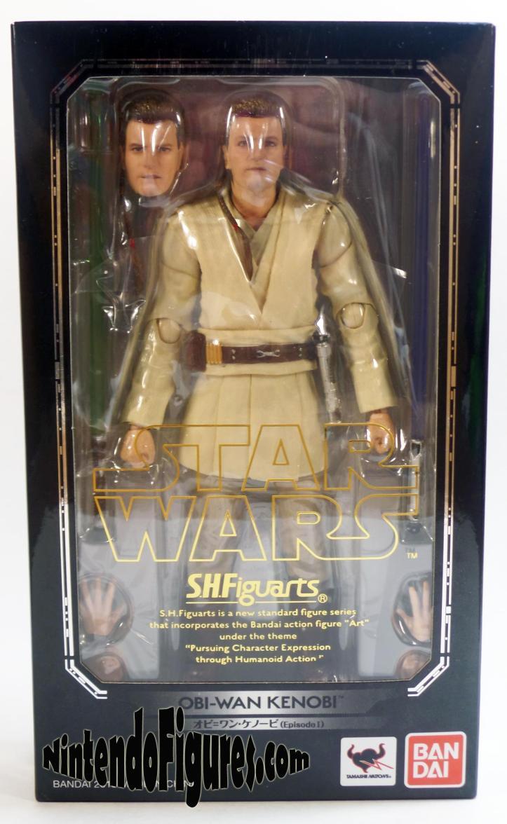 S.H. Figuarts Star Wars Obi-Wan Kenobi Bandai Box