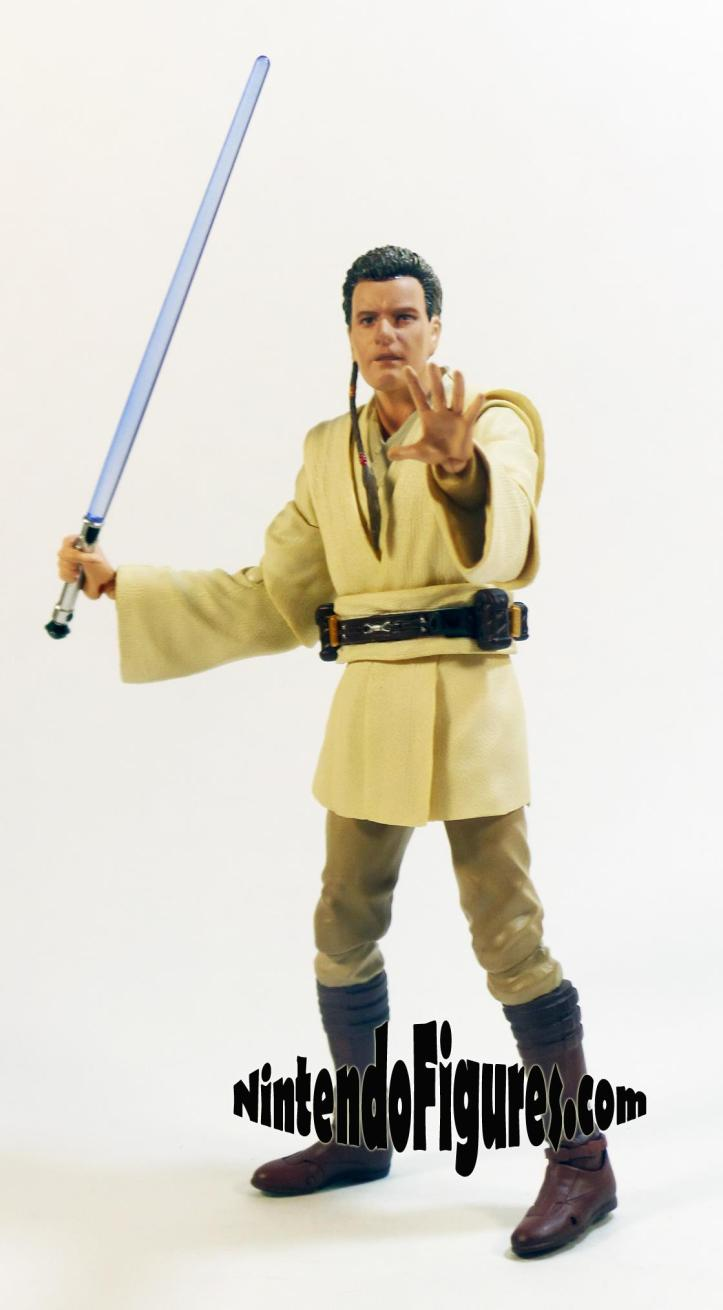 S.H. Figuarts Star Wars Obi-Wan Kenobi Bandai Pose 1
