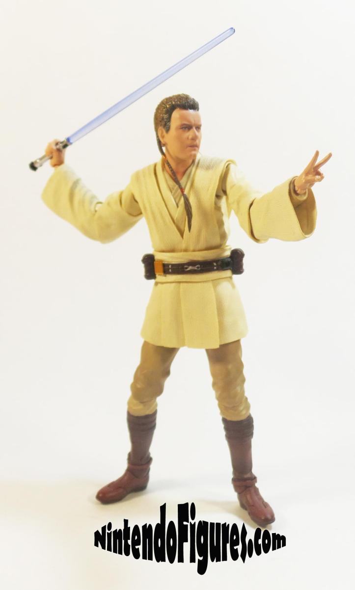 S.H. Figuarts Star Wars Obi-Wan Kenobi Bandai Pose 2
