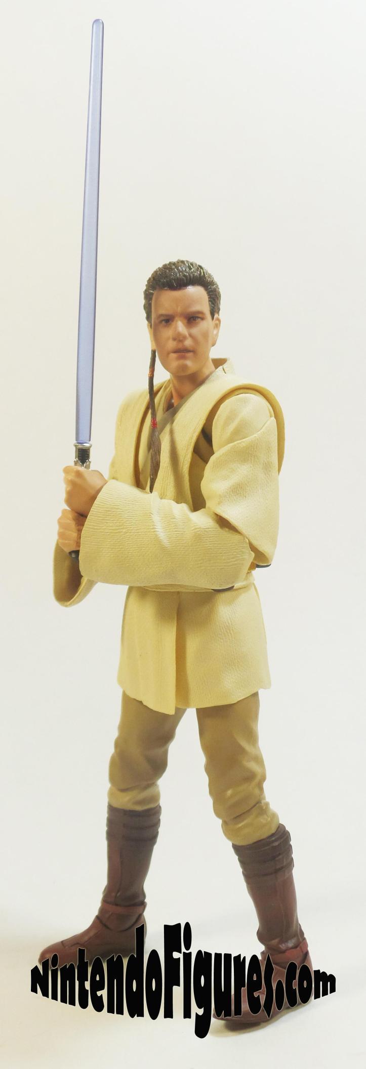 S.H. Figuarts Star Wars Obi-Wan Kenobi Bandai Pose 3