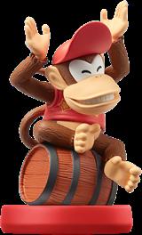 Diddy Kong Super Mario Amiibo