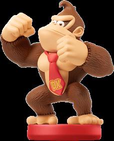 Donkey Kong Super Mario Amiibo