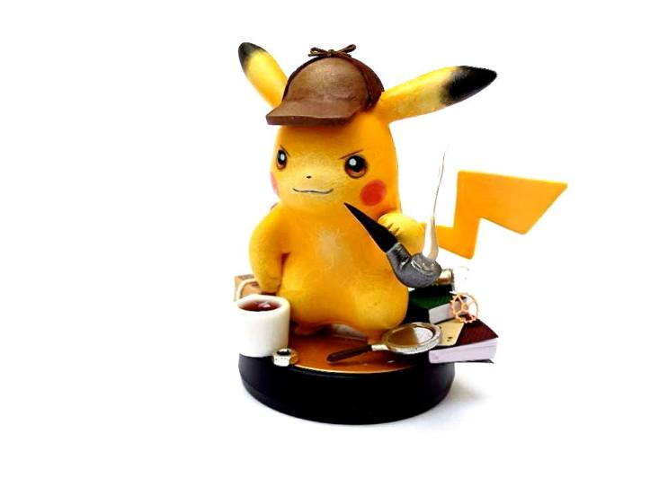 Gandakris - Detective Pikachu