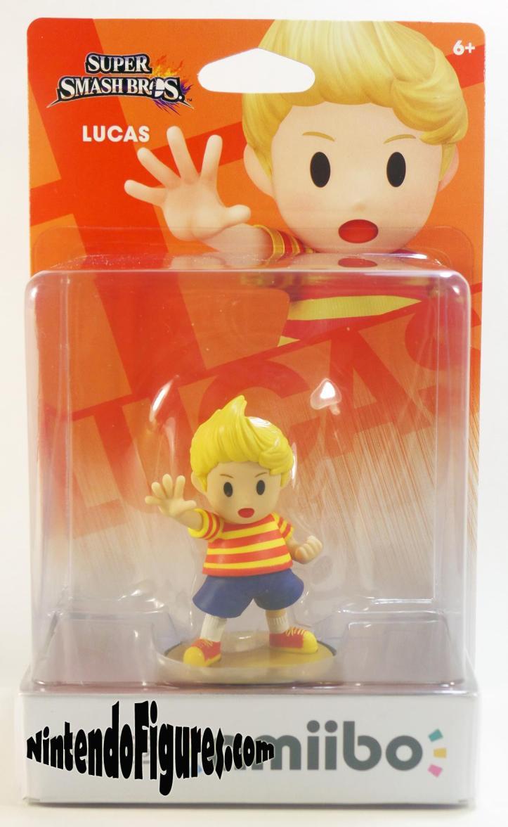Lucas Amiibo Box