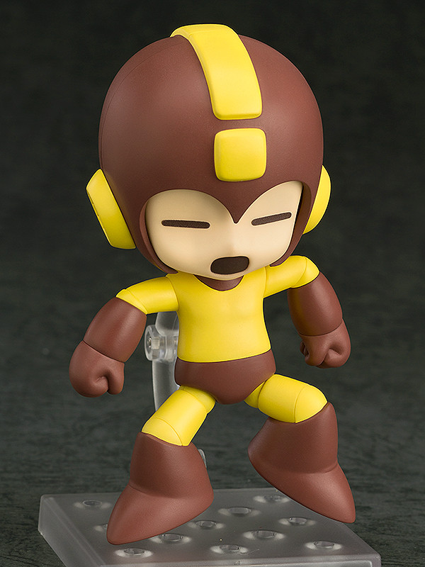Mega Man Nendoroid Metal Blade Version Stunned