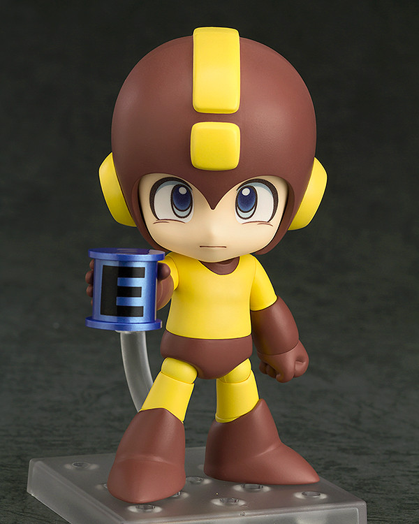 Mega Man Nendoroid Metal Blade Version with Energy Capsule