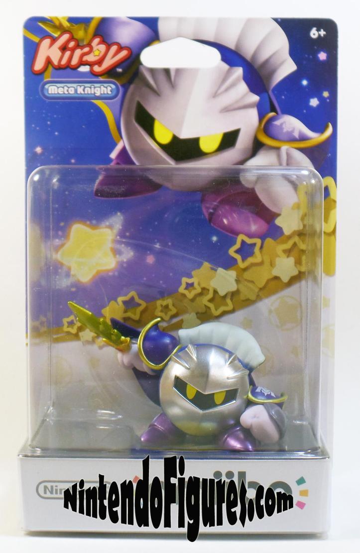Meta Knight Kirby Amiibo