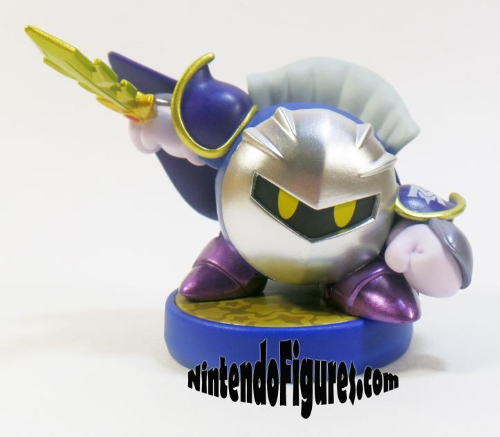 Meta Knight Kirby Amiibo Front