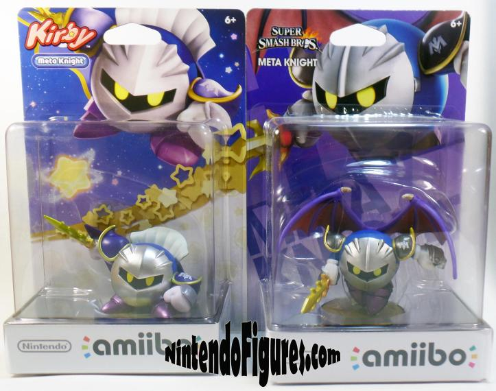 Meta Knight Smash Brothers Kirby Amiibo