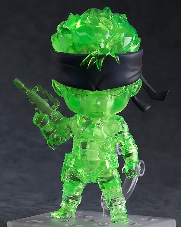 Metal Gear Solid Stealth Camouglage Version 1