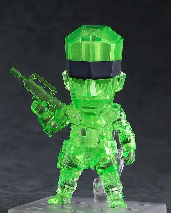 Metal Gear Solid Stealth Camouglage Version 2