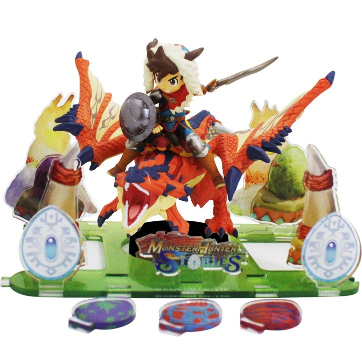 Monster Hunter Amiibo Display 2