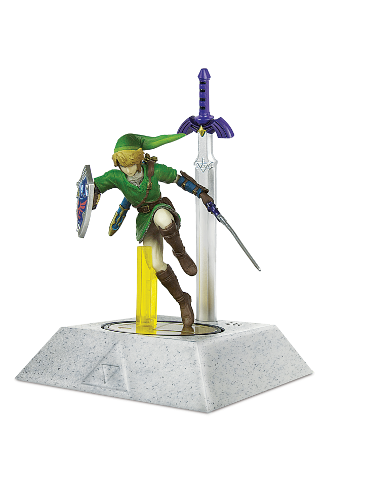 PDP Zelda Amiibo Display Stand