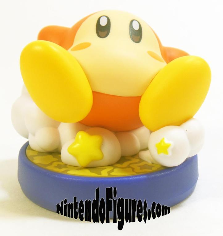 Kirby Waddle Dee Amiibo Front