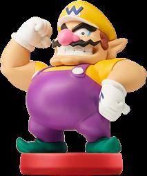 Wario Super Mario Amiibo