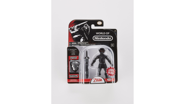 World of Nintendo Dark LInk Packaging