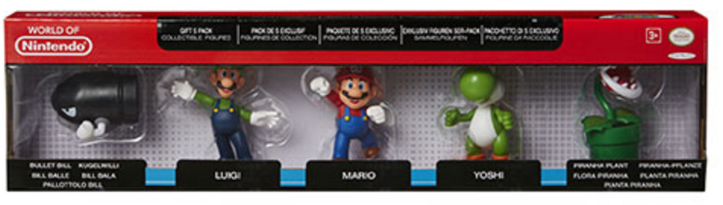 World of Nintendo European 5-Pack 1